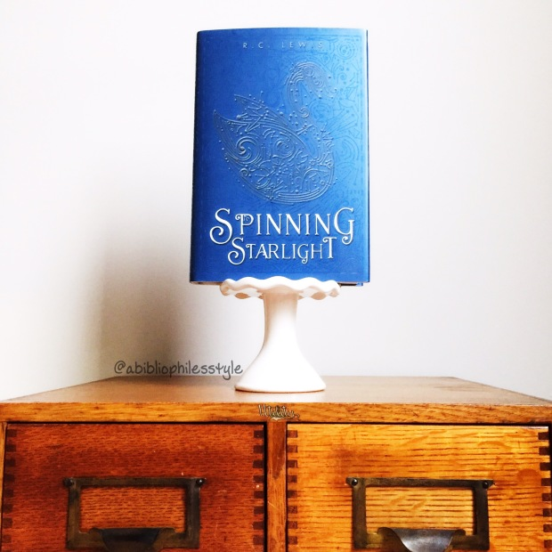 Wordsmitten Wednesday Spinning Starlight A Bibliophiles Style